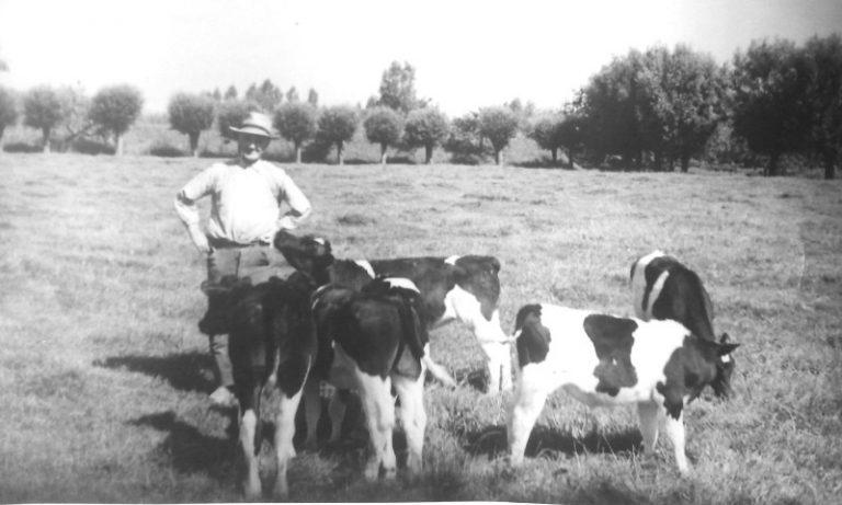 Jacobes de Koning dit is de vader van Rijkje in 1951