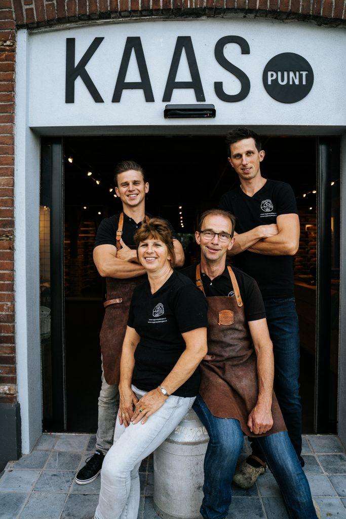 Rene, Sander, Teuni & Rien